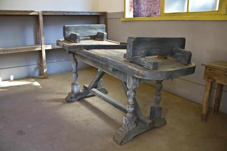 sorokdo autopsy lab operation table