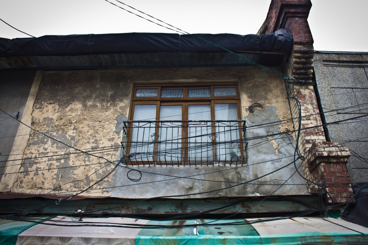 nampo brick building second floor