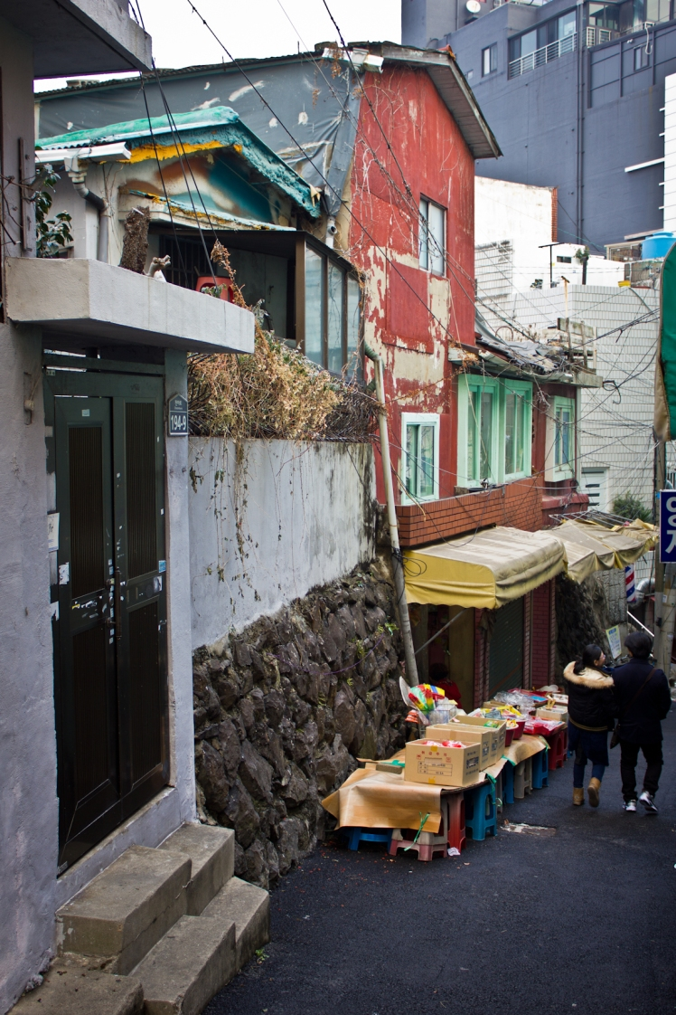 chojangdong alley house