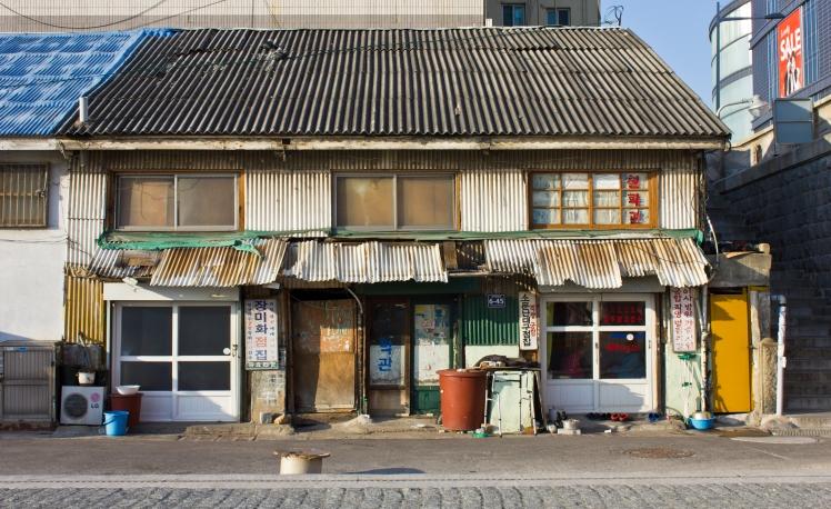 tin house waterfront nampo