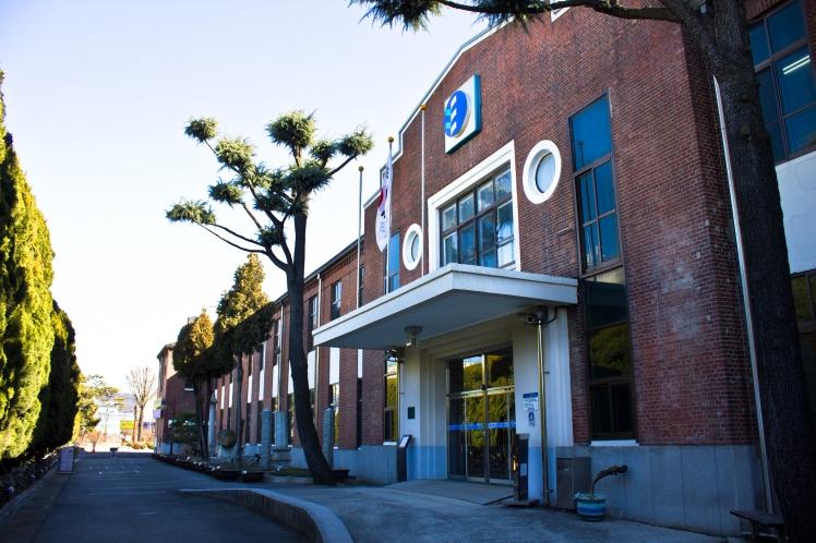 samseong elementary school front