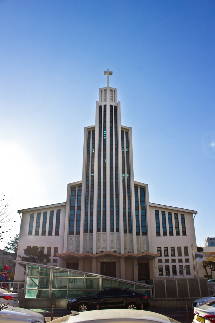 daeheung-dong cathedral