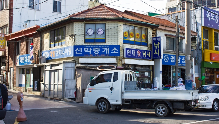 tonyeong minor port building 2
