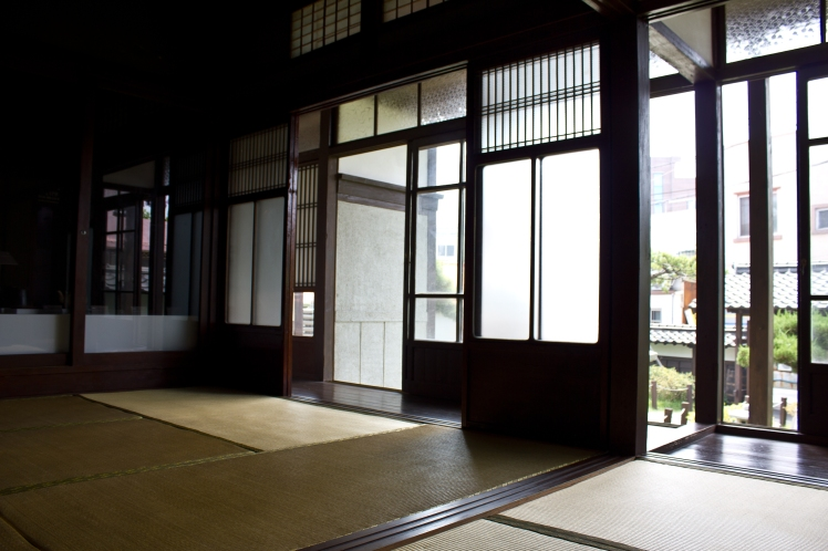 hashimoto house interior