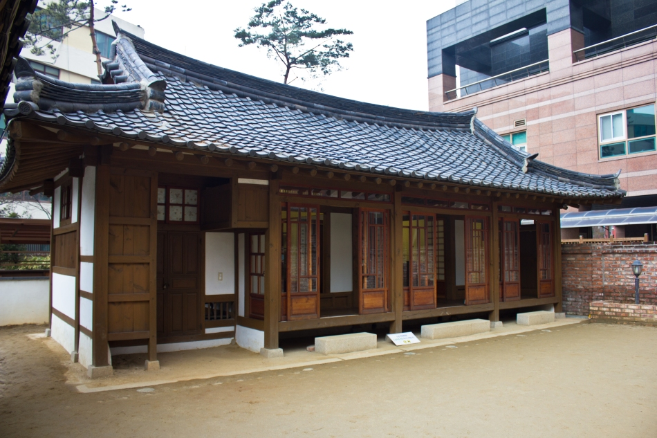seo sang-don house