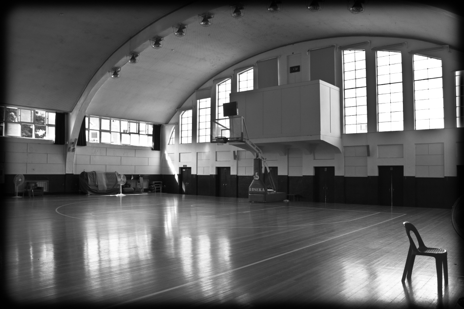 keisung gym interior