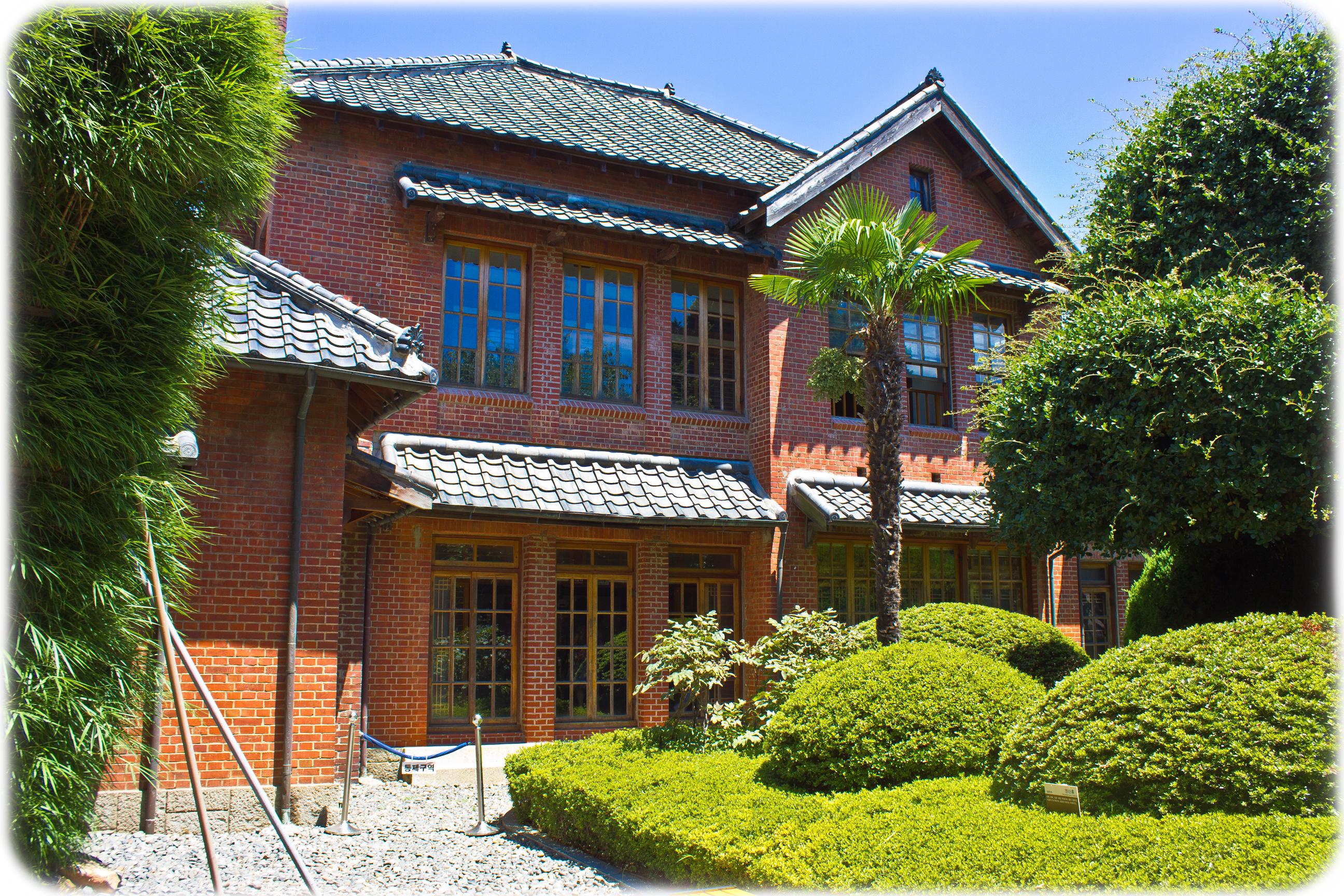 Busan 4 colonial korea - Mansions in south korea ...