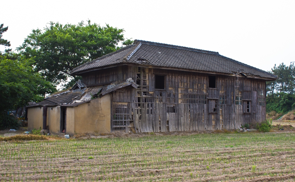 daejeo japanese farm house