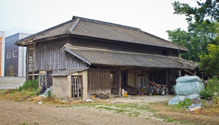 daejeo japanese farm house