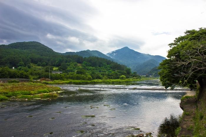 river at naehori