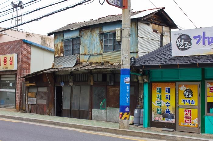 two story japanese house jungang-ro miryang