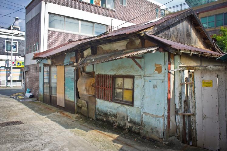 japanese hovel east jinhae