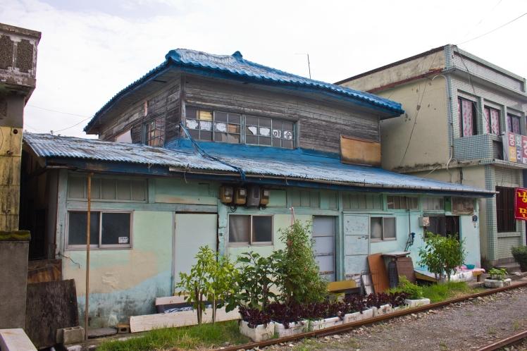 traintrack japanese house