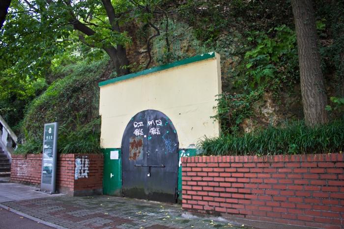 jinhae bomb shelter