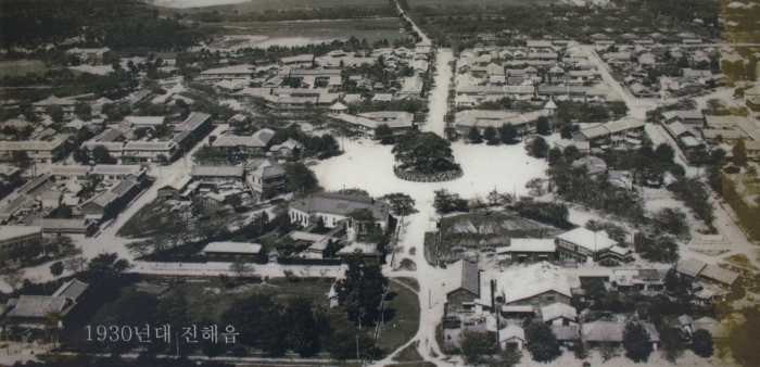 jinhae during japanese occupation