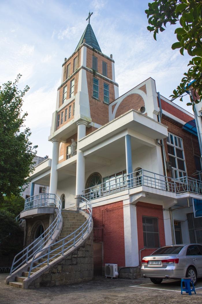 namseongdong church masan