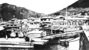 Jungang-dong, Yeosu. 1924.