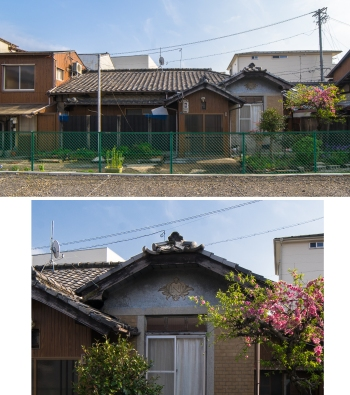Figure 41. For comparison, this small Japanese house near Kenchuji Park in Nagoya, Japan, is comparable to the culture house in Busan pictured in Figure 40. Source: Photographed by Nate Kornegay.