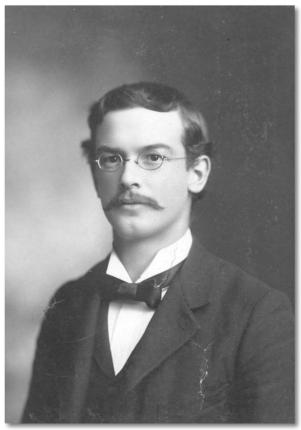 Charles Allen Clark Portrait - Presbyterian Historical Society