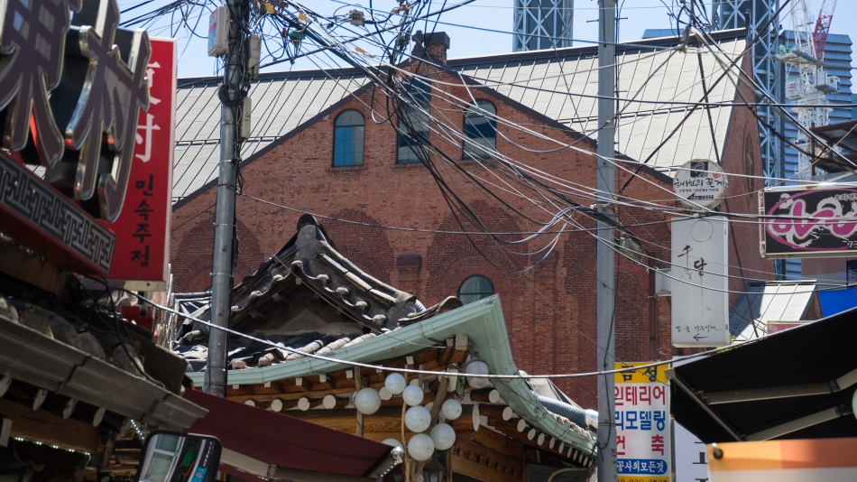 Seungdong Church 2 - photographed by Nate Kornegay
