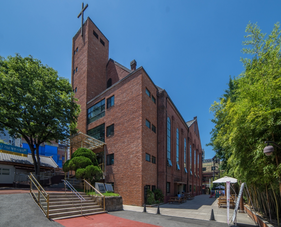 Seungdong Church - photographed by Nate Kornegay